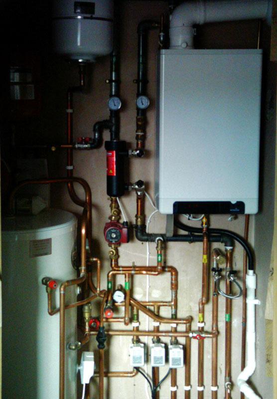Intergas 3 Zone System