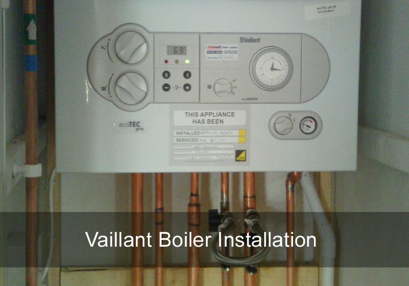 Vaillant Boiler Installation