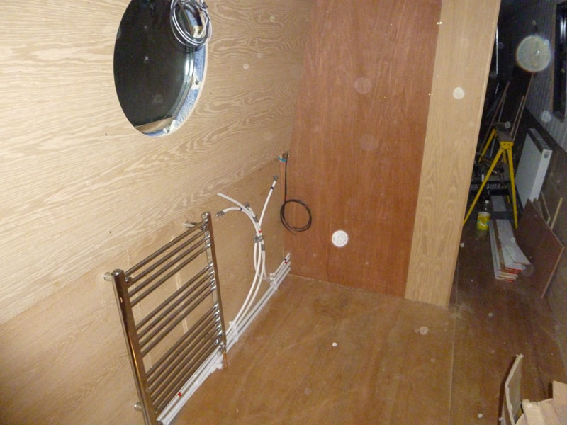 Narrowboat Fit Out