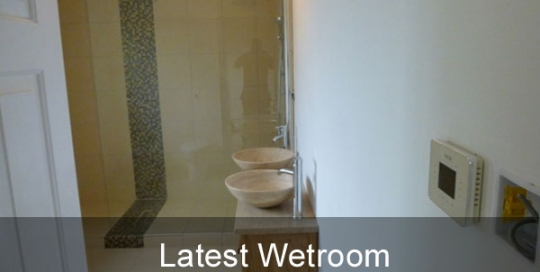 Latest-Wetroom