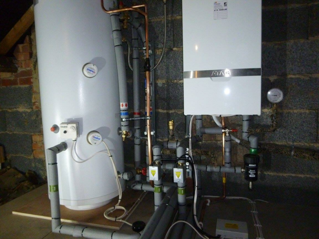 ATAG Heating and Hot Water System in Etwall