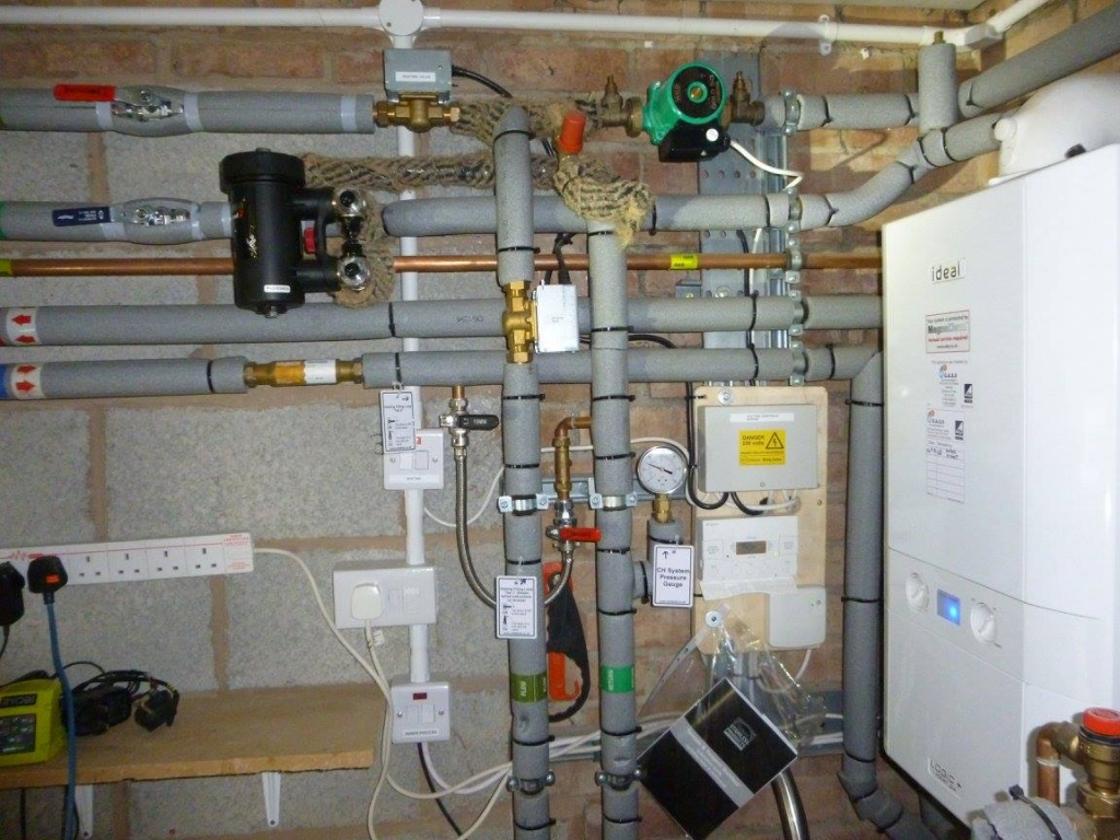 Heating System in Burton Upon Trent